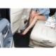 Guminiai kilimėliai CHRYSLER 300C 2012→ (pakeltais kraštais)