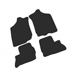 Tekstiliniai kilimėliai DAIHATSU SIRION 1998-2004
