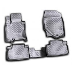 Guminiai kilimėliai INFINITI FX50 2009-2012 (pakeltais kraštais)