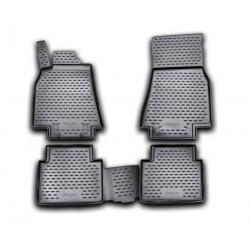 Guminiai kilimėliai MERCEDES-BENZ B-Klasė (W245) 2005-2011 (pakeltais kraštais)