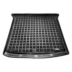 Guminis bagažinės kilimėlis VOLKSWAGEN Sharan II 2010→ (su sulankstytomis 3 eilės sėdynėmis)