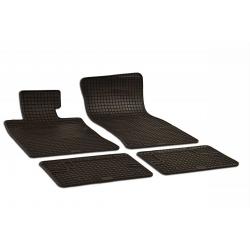 Guminiai kilimėliai MINI R57 2009→ (juodos spalvos)