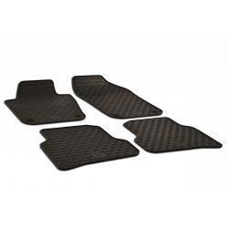 Guminiai kilimėliai SEAT Ibiza 2008-2017 (su originaliais tvirtinimais, juodos spalvos)