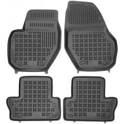 Guminiai kilimėliai VOLVO XC60 2008-2017 (Paaukštintais kraštais)