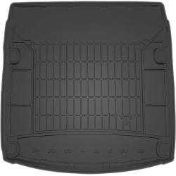 Guminis bagažinės kilimėlis Pro-Line AUDI A5 I Coupe 2007-2016 (Su skyreliais daiktams)