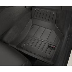 Guminiai kilimėliai Pro-Line 3D VOLKSWAGEN Golf VIII 2020→ (aukštu borteliu)