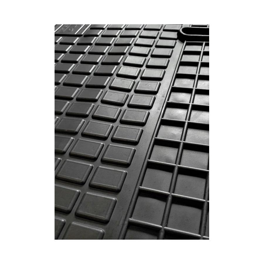 Guminiai kilimėliai PEUGEOT Expert II 2006-2016 (Trečia eilė)