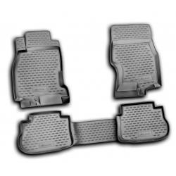 Guminiai kilimėliai INFINITI FX35 2003-2009 (pakeltais kraštais)