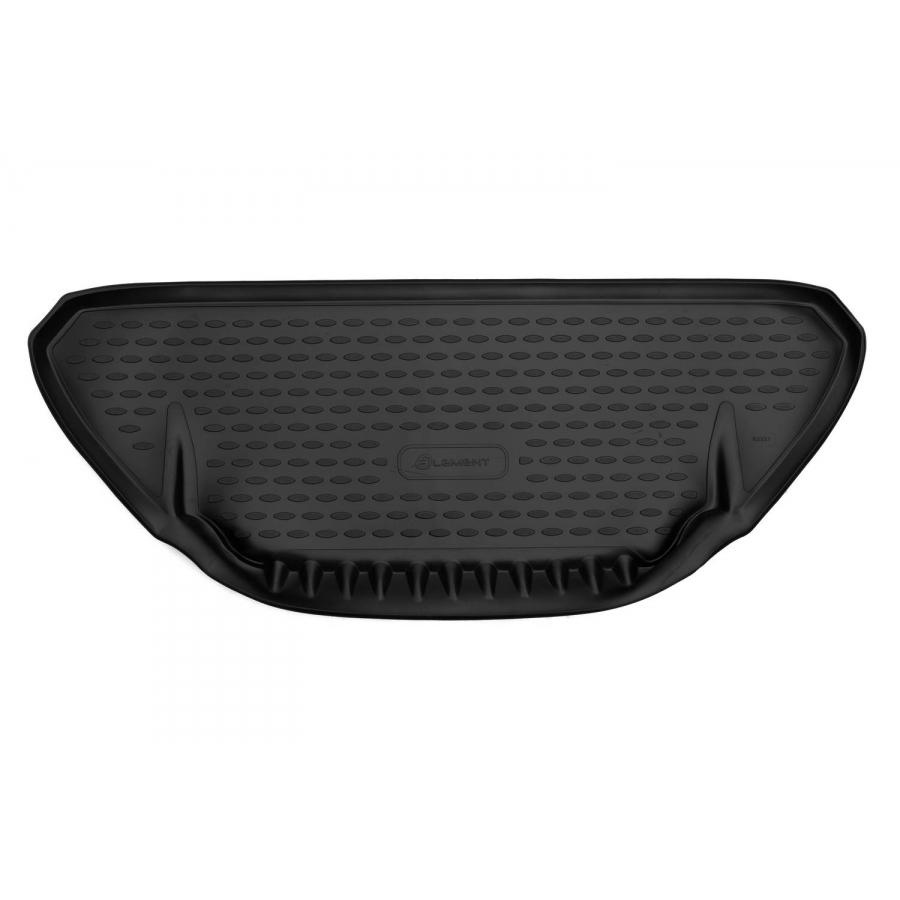 Poliuretaninis bagažinės kilimėlis TESLA Model X 2015→ (Priekinė dalis)