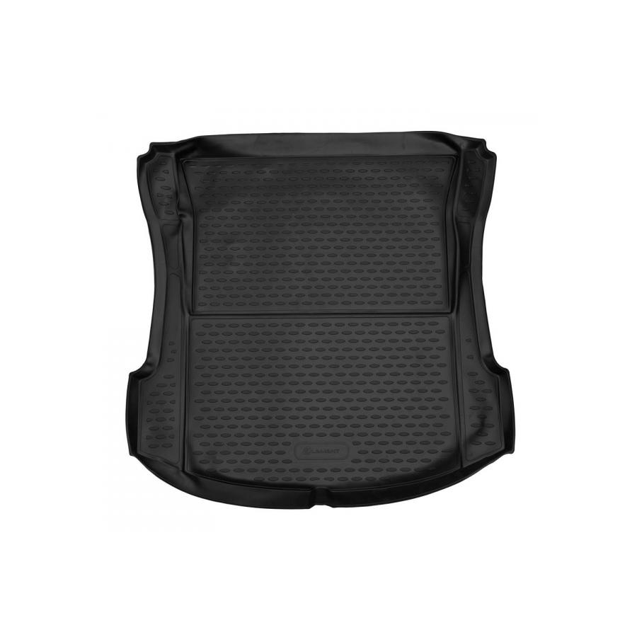 Poliuretaninis bagažinės kilimėlis TESLA Model 3 Sedan 2017→ (Galinė dalis)