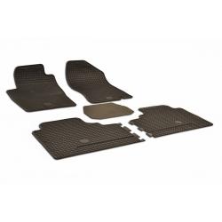 Kilimėliai Nissan Navara |Pathfinder 2007-2012 5pcs black 218641