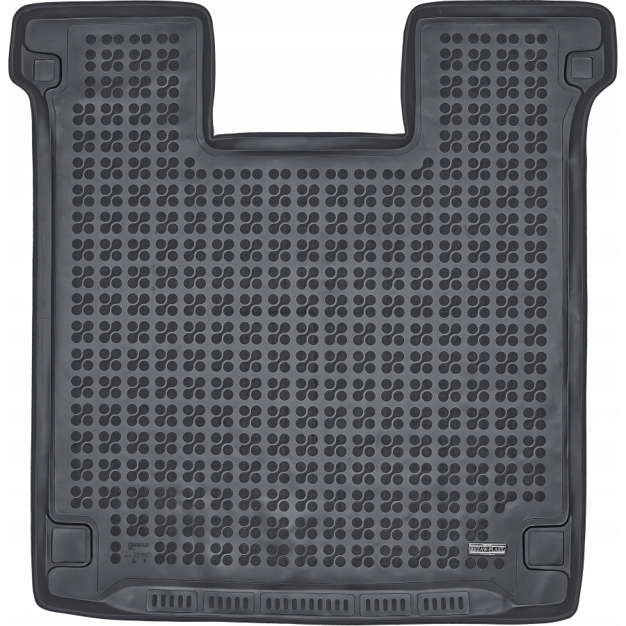 Guminis bagažinės kilimėlis VOLKSWAGEN Transporter T6 2019→ (Long bazė)