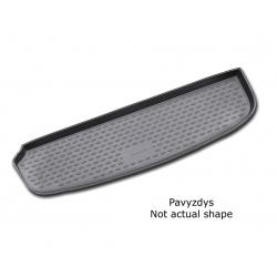 Poliuretaninis bagažinės kilimėlis INFINITI QX80 2013→ (su 3-ia sėdynių eile)
